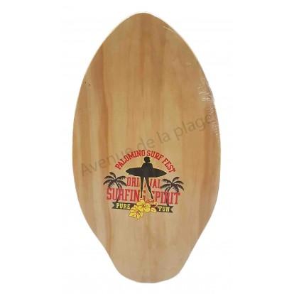 Planche de Skimboard Original Surfing Spirit 74 cm