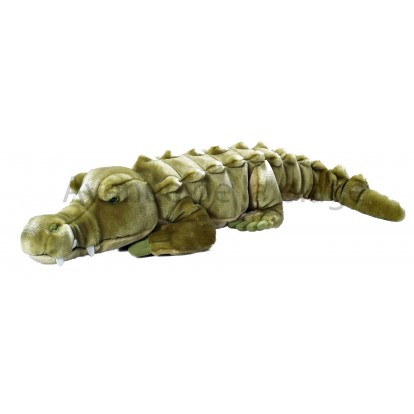 Peluche crocodile 46 cm National Geogrophic