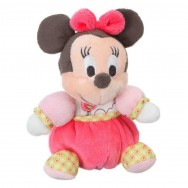 DISNEY - Peluche Minnie 15 cm Pretty In Pink