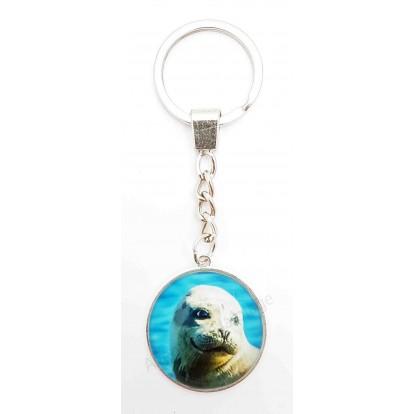 Porte clés phoque A