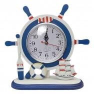 Horloge barre de bateau