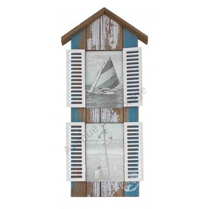 diptyque photos cabine de plage bois vieilli. Black Bedroom Furniture Sets. Home Design Ideas