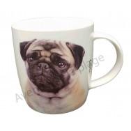 Mug chien Carlin